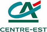 Logo crédit agricole centre est - la maison des hébergeurs ain